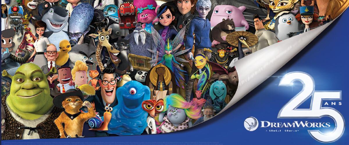 Dreamworks dans le Pays de Gex!