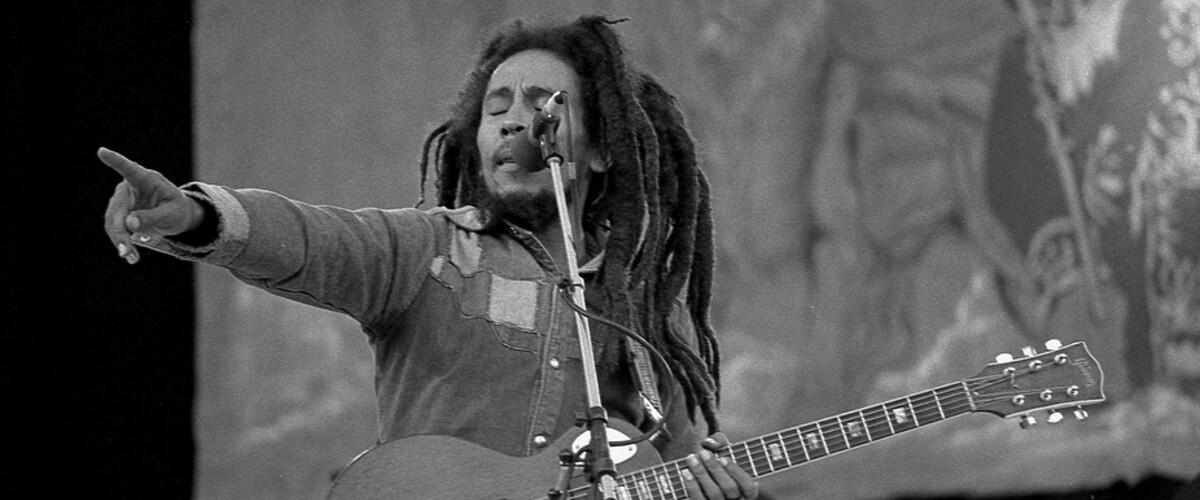 Quarante ans après sa mort, Bob Marley reste l'éternelle icône du Reggae