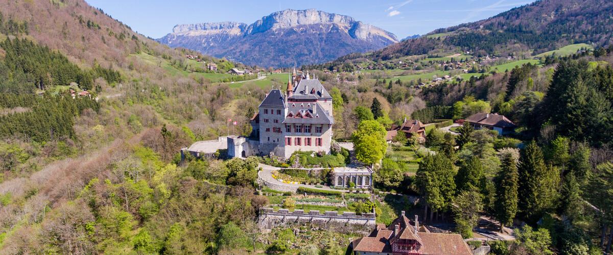 Exposition collective au château de Menthon-Saint-Bernard