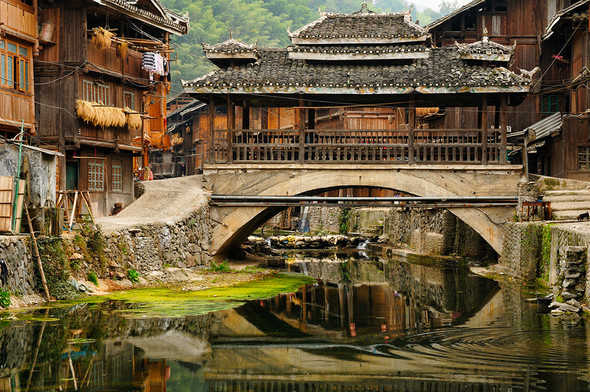 La Chine du Sud