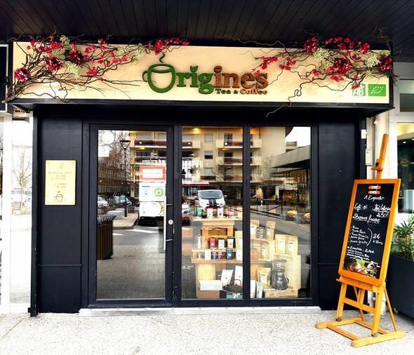 Origines Tea & Coffee