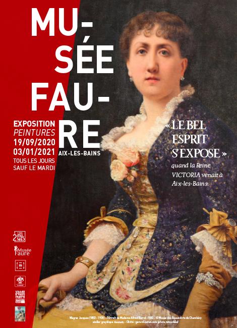 Le Bel-esprit s'expose : Quand la Reine Victoria venait à  Aix-les-BainS