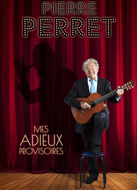 Pierre Perret « Mes adieux provisoires »