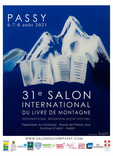 31e SALON INTERNATIONALE DU LIVRE DE MONTAGNE
