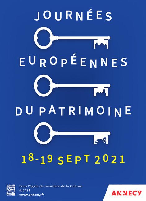 Journées Européennes du patrimoine à Annecy