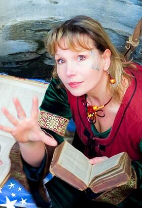 Contes magiques du Moyen âge avec Elaera