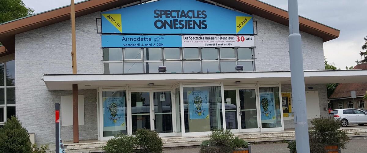 Spectacles Onesiens - Salle Communale