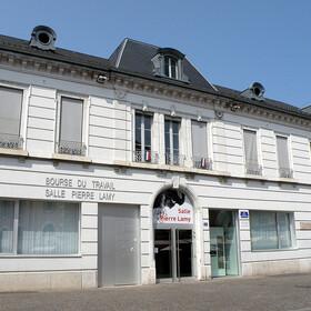 Salle Pierre Lamy ANNECY