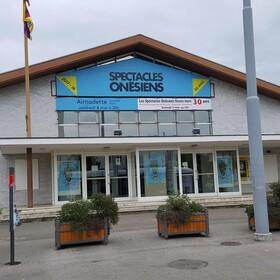 Spectacles Onesiens - Salle Communale Onex