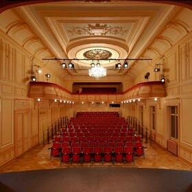 Théâtre Les Salons Genève