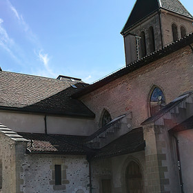 Temple de Saint-Gervais Genève